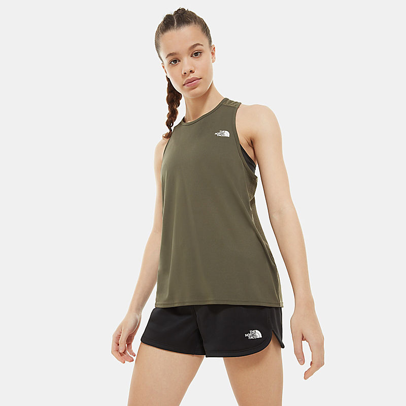 Women's Train N Logo Tank Top-