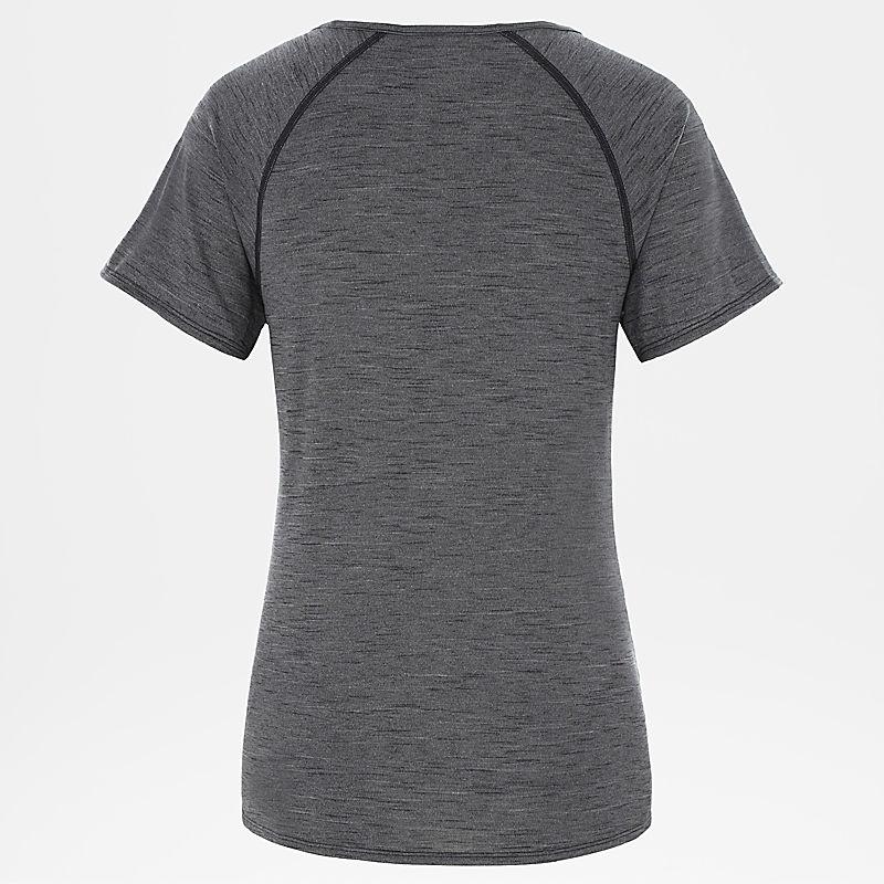 Women's Active Trail Jacquard T-Shirt-