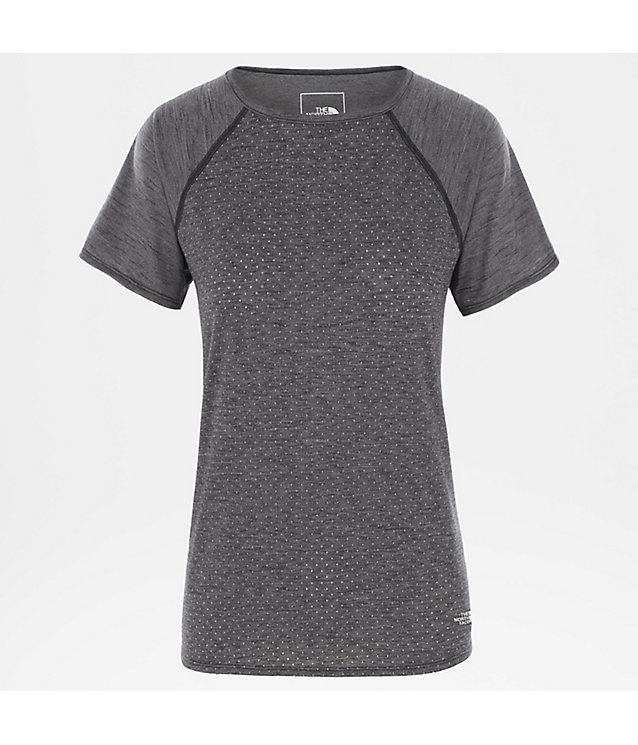 T-Shirt Active Trail Jacquard Pour Femme | The North Face