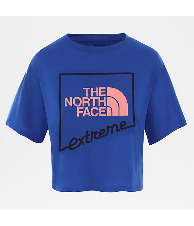 Women's Extreme Crop T-Shirt | The North Face