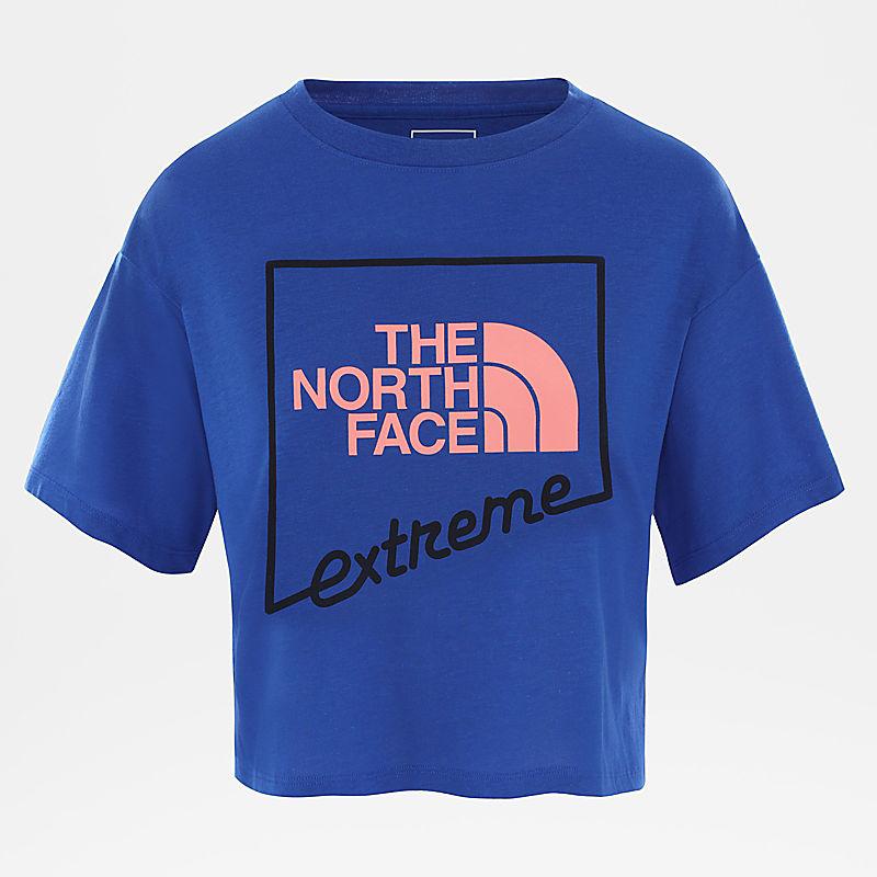 Extreme Kort T-Shirt Voor Dames-