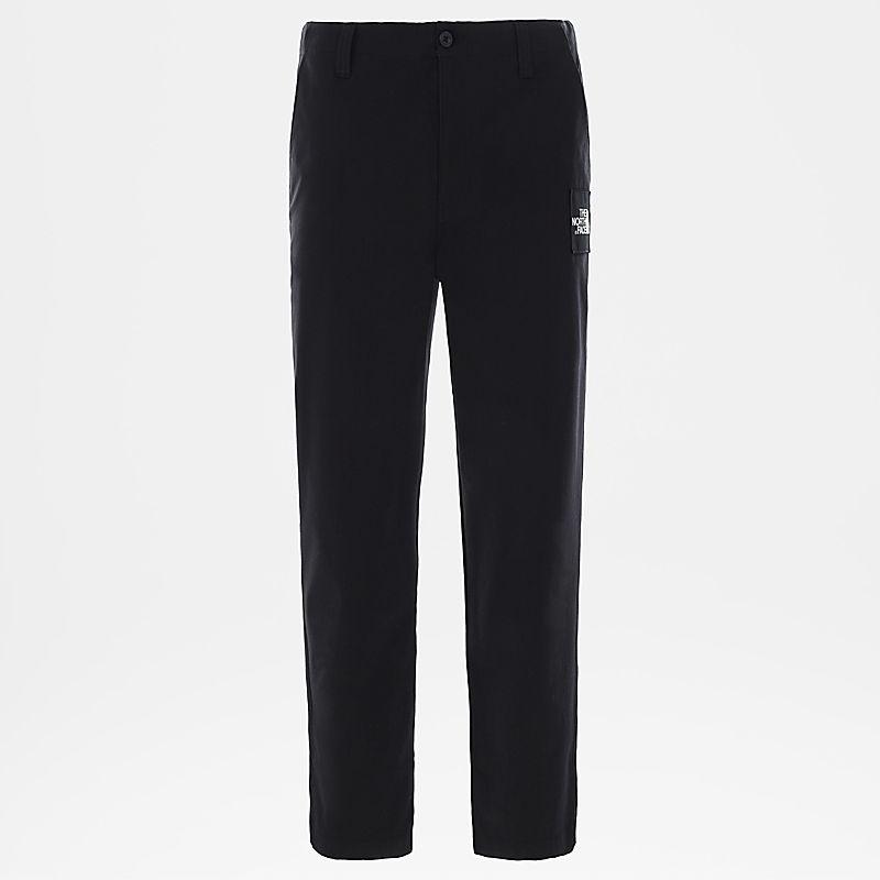 Pantaloni Uomo Slack Side-