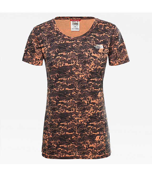T-SHIRT À MANCHES COURTES NEW PEAK POUR FEMME | The North Face