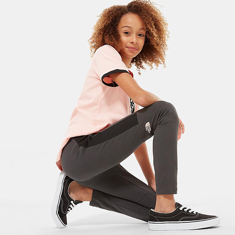 Girls' Hybrid Leggings-