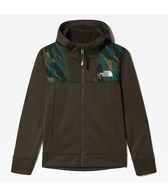 Boy's Surgent Full Zip Hoodie | The North Face
