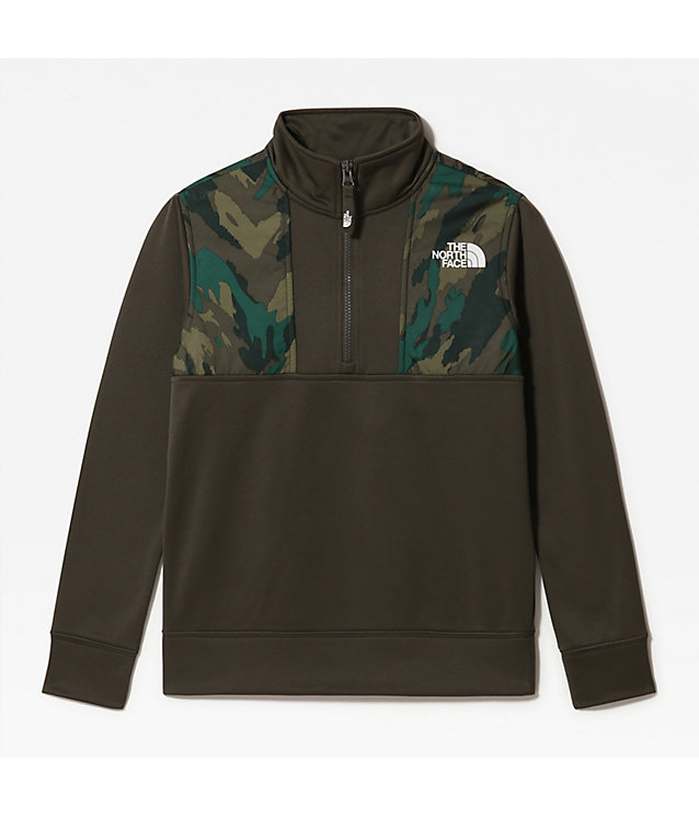 BOY'S SURGENT 1/4 ZIP PULLOVER | The North Face