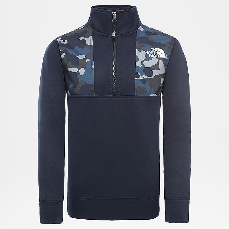 Boy'S Surgent 1/4 Zip Pullover-