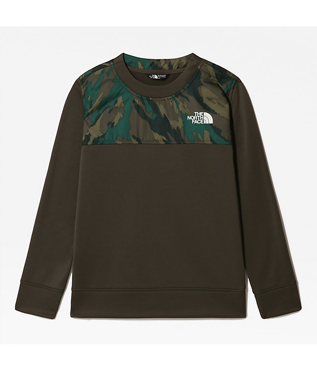 Jungen Surgent Fleecepullover | The North Face