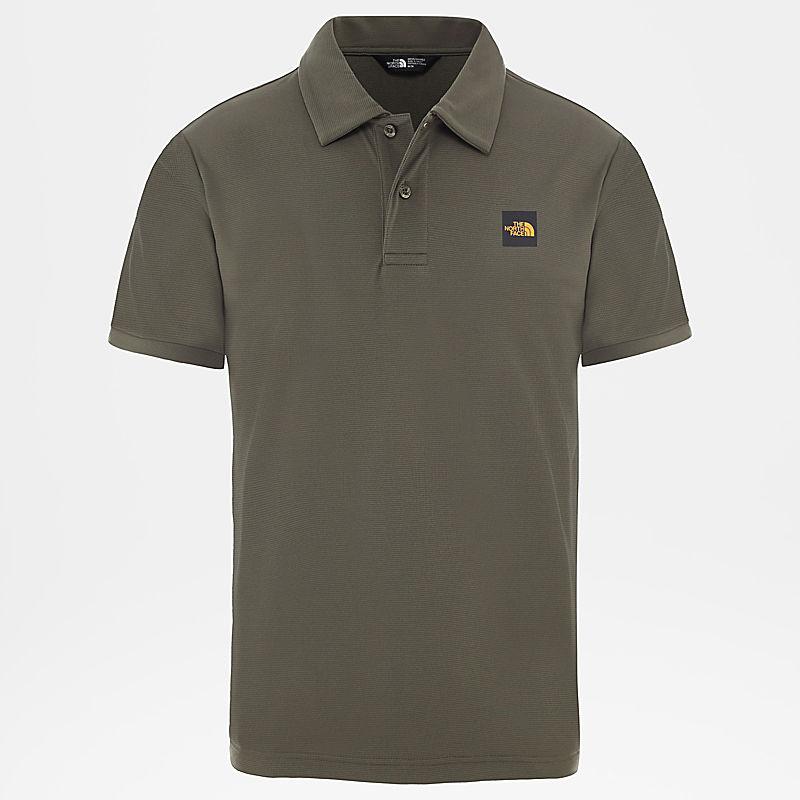Herren Ice Fine Poloshirt-