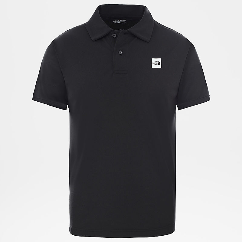 Men's Ice Fine Polo Shirt-