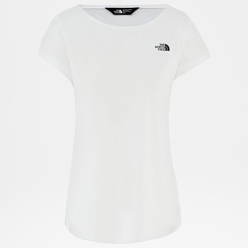 Women's Ice Fine T-Shirt-