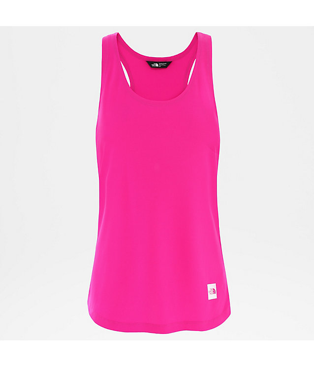 Camiseta sin mangas Ice Fine para mujer | The North Face