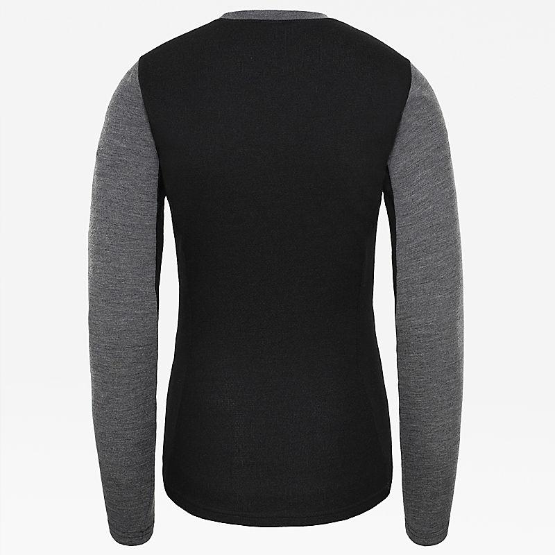 Women's Easy Long-Sleeve Top-
