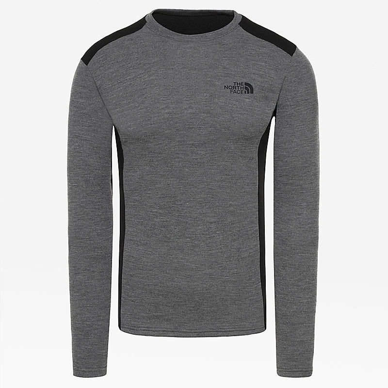 Men's Easy Long-Sleeve Top-