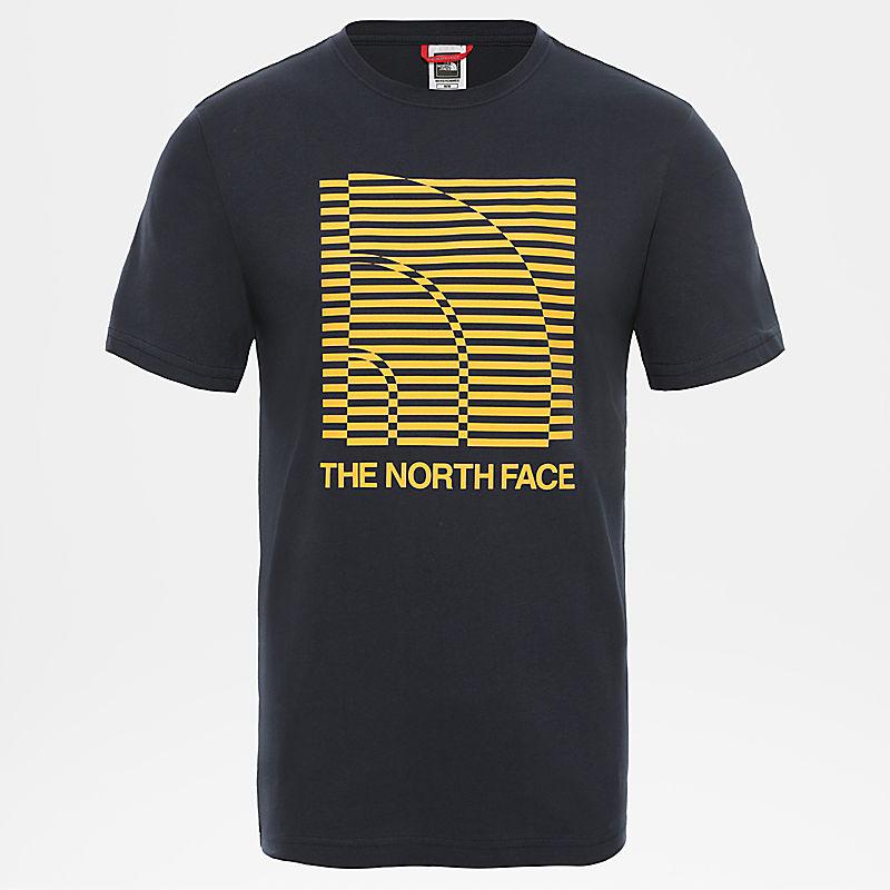 Men's Half Dome Optical T-Shirt-
