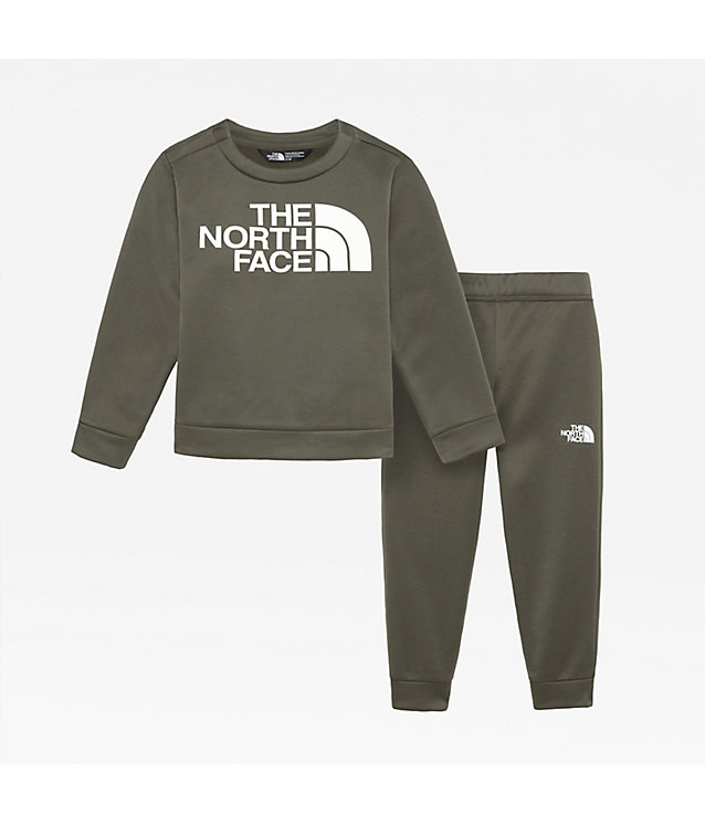 Kleinkinder Surgent Crew 2-Teiliges Set | The North Face