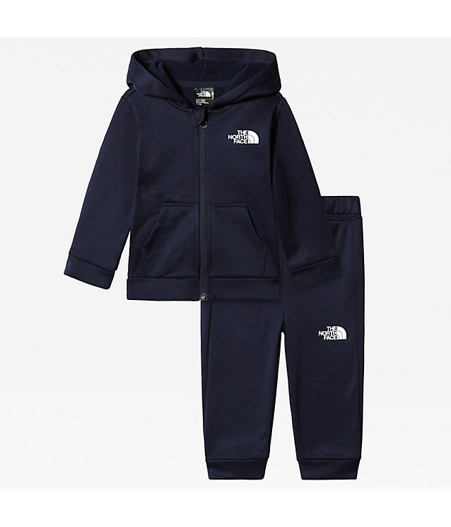 Tuta in due pezzi con cappuccio Neonato Surgent | The North Face