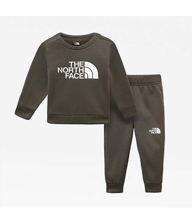 Tuta girocollo Neonato Surgent a 2 pezzi | The North Face