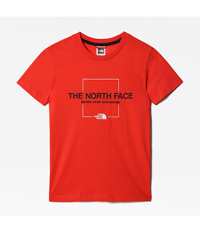 KINDER FRONT GRAPHIC T-SHIRT | The North Face