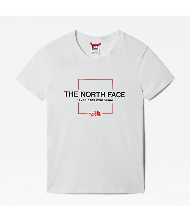 YOUTH FRONT GRAPHIC T-SHIRT | The North Face