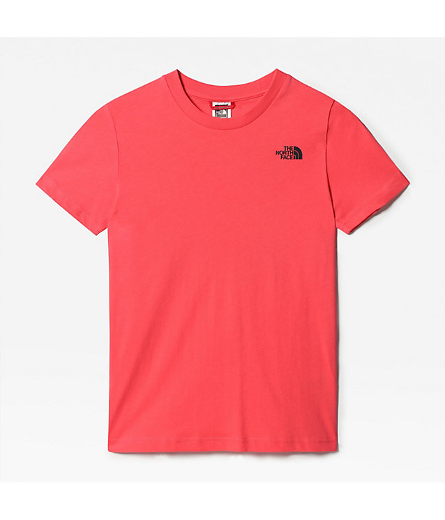 YOUTH BACK GRAPHIC T-SHIRT | The North Face