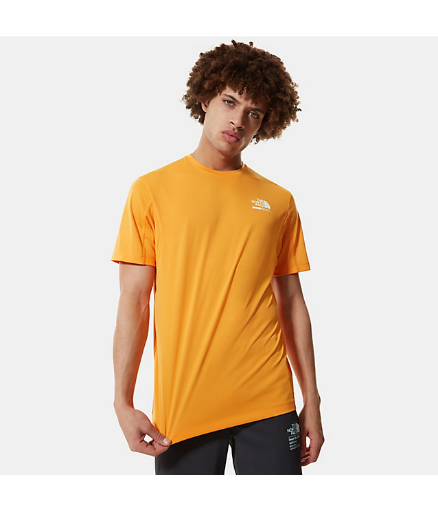 T-Shirt Uomo Glacier | The North Face