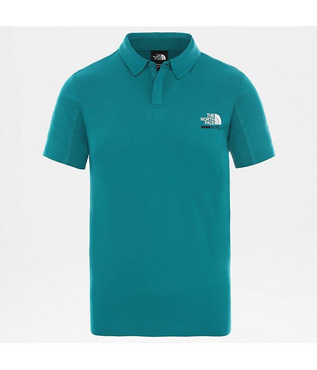Herren Glacier Poloshirt | The North Face