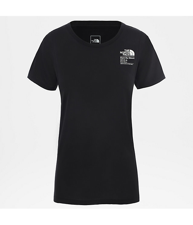 T-Shirt Glacier Pour Femme | The North Face