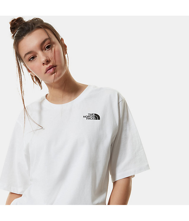 Women's Bf Simple Dome T-Shirt | The North Face