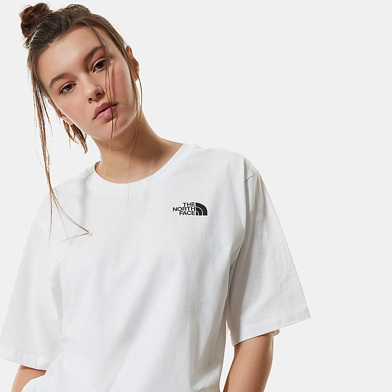 Women's Bf Simple Dome T-Shirt-