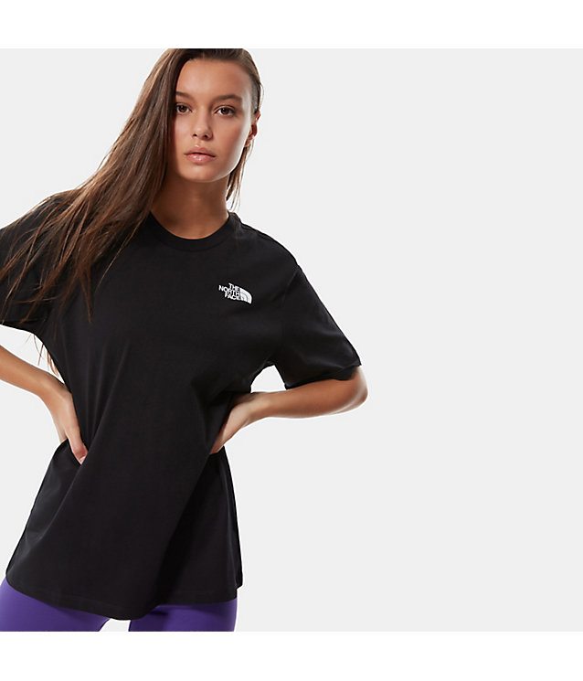 T-Shirt Donna Bf Simple Dome | The North Face