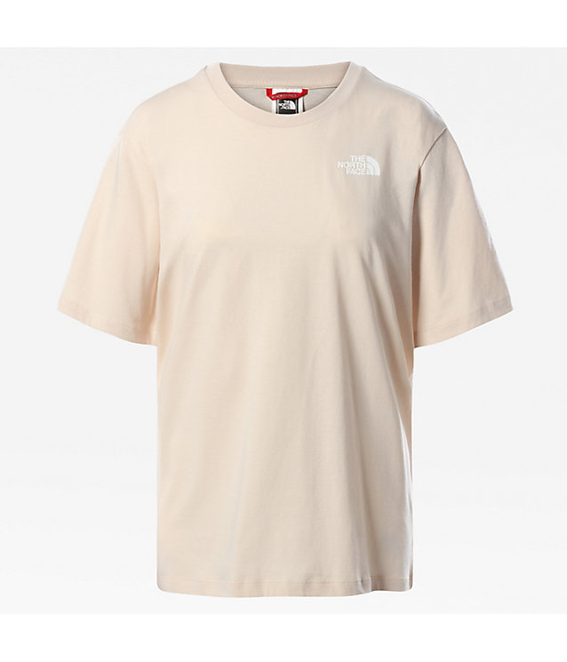 T-shirt Relaxed Simple Dome da donna | The North Face