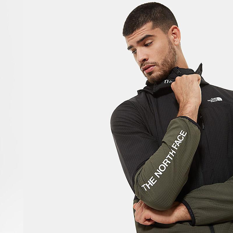 Men's Train N Logo Wind Jacket-
