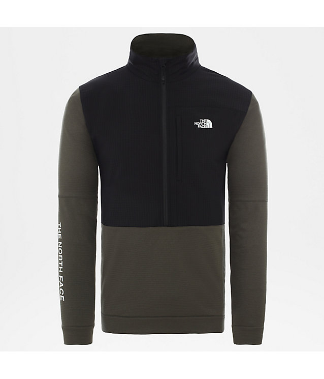 Herren Train N Logo Jacke Mit ½-Reißverschluss | The North Face