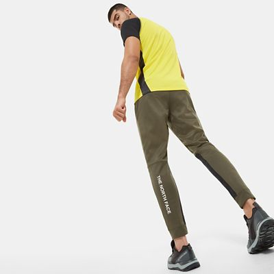 The North Face Resolve Pant Hommes OUTDOOR ARMEE Black