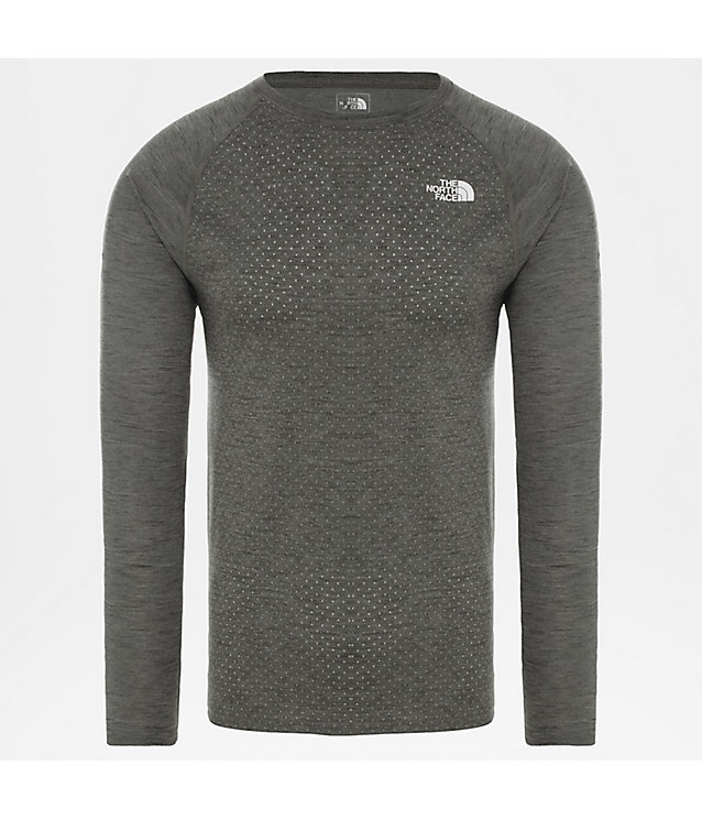 Men's Active Trail Jacquard Long-Sleeve Top | The North Face