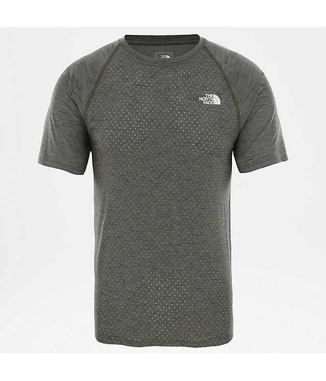 Active Trail Jacquard T-Shirt Voor Heren | The North Face