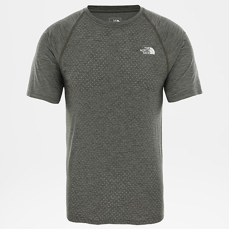 Men'S Active Trail Jacquard T-Shirt-