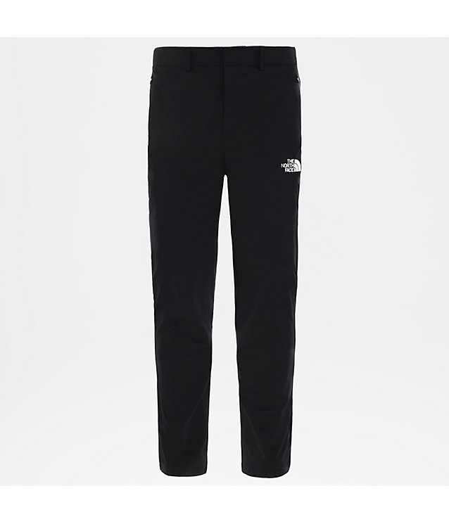 Men'S Active Trail Jacquard E-Knit Trousers | The North Face