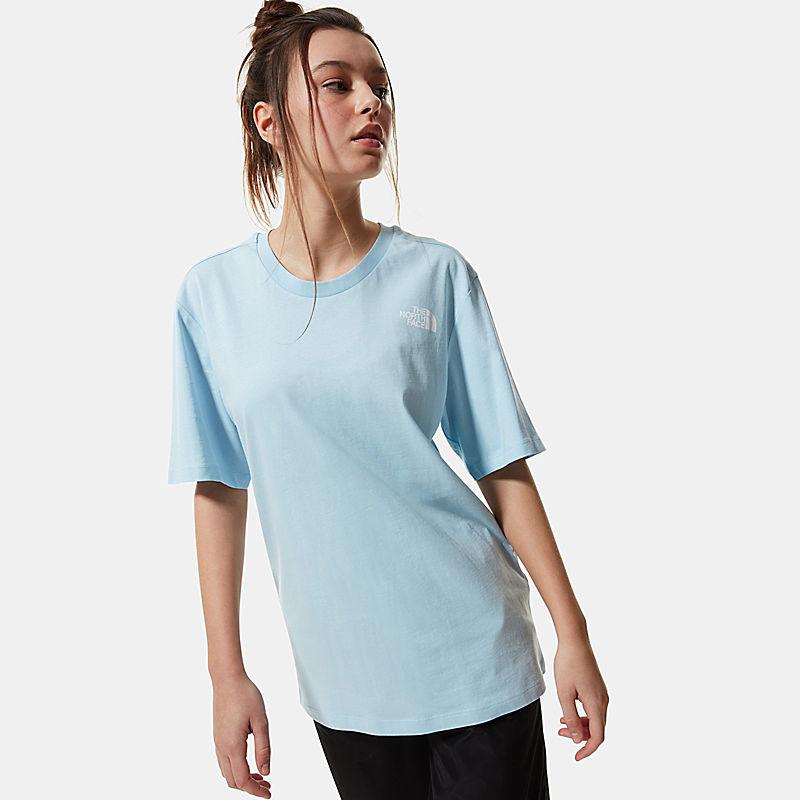 Women's Boyfriend-Fit Redbox T-Shirt-