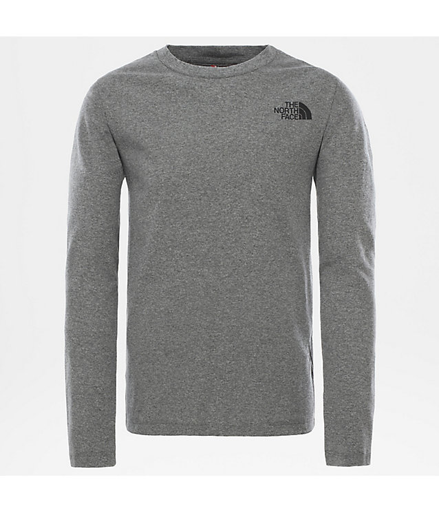Youth Long-Sleeve T-Shirt | The North Face