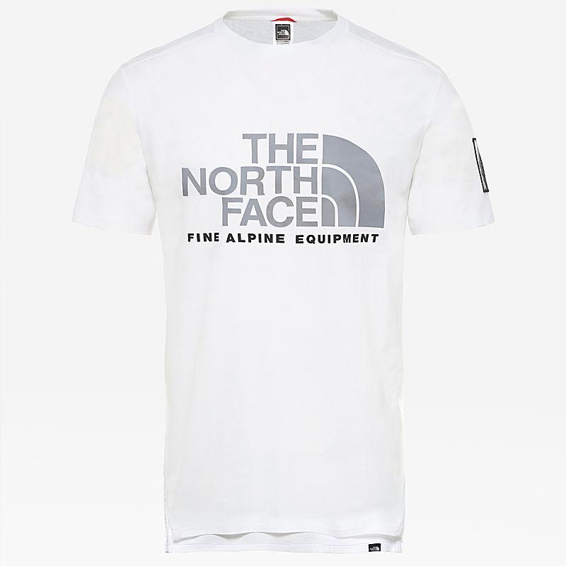 Fine Alpine-T-shirt voor heren-