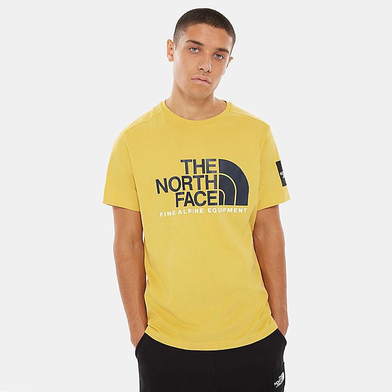 T-Shirt Fine Alpine 2 Pour Homme-