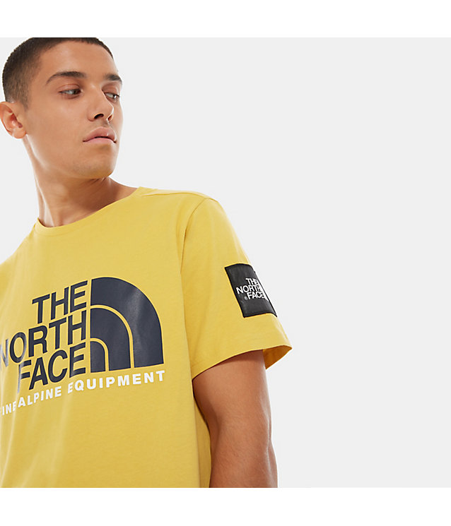 Fine Alpine-2 T-Shirt Voor Heren | The North Face