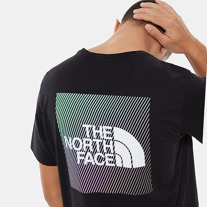 T-Shirt Uomo Rainbow-