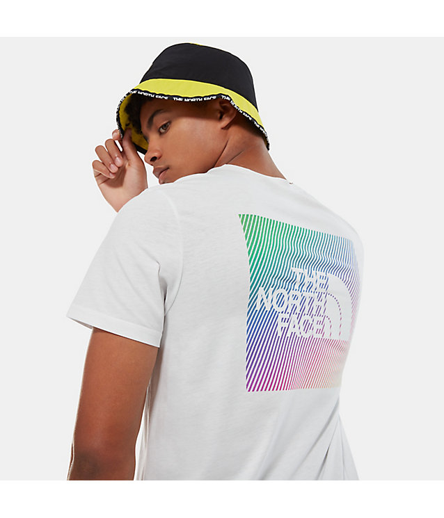 T-Shirt Rainbow Pour Homme | The North Face