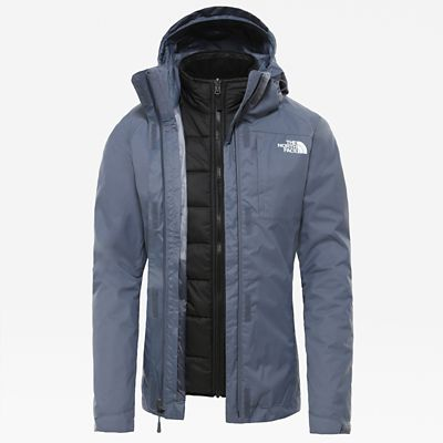 The North Face Womens Modis Triclimate Jacket Grisaille Grey