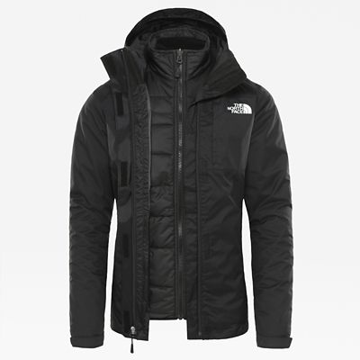 The North Face Womens Modis Triclimate Jacket Tnf Black Size