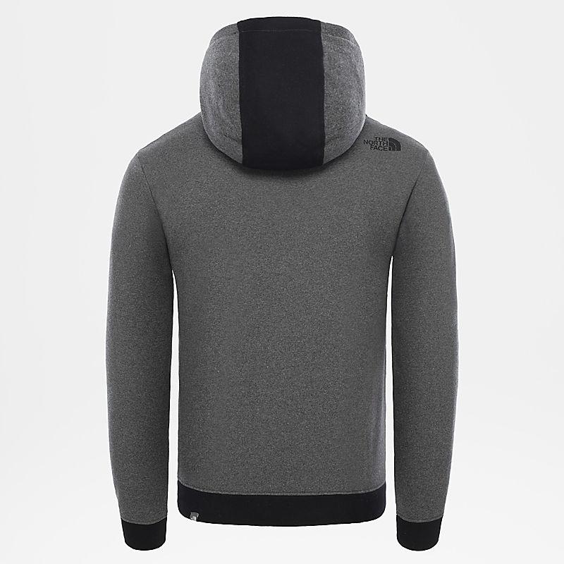 Men's Retro Peak Pullover Hoodie-