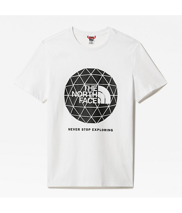 GEODOME-T-SHIRT VOOR HEREN | The North Face